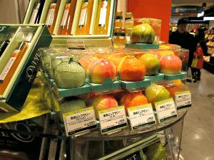 japanese food depachika expensive fruit