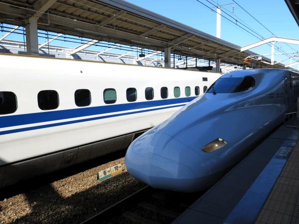 Japan Rail Pass bullet train shinkansen