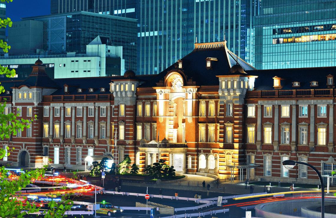 Tokyo Station, Tokyo, Japan