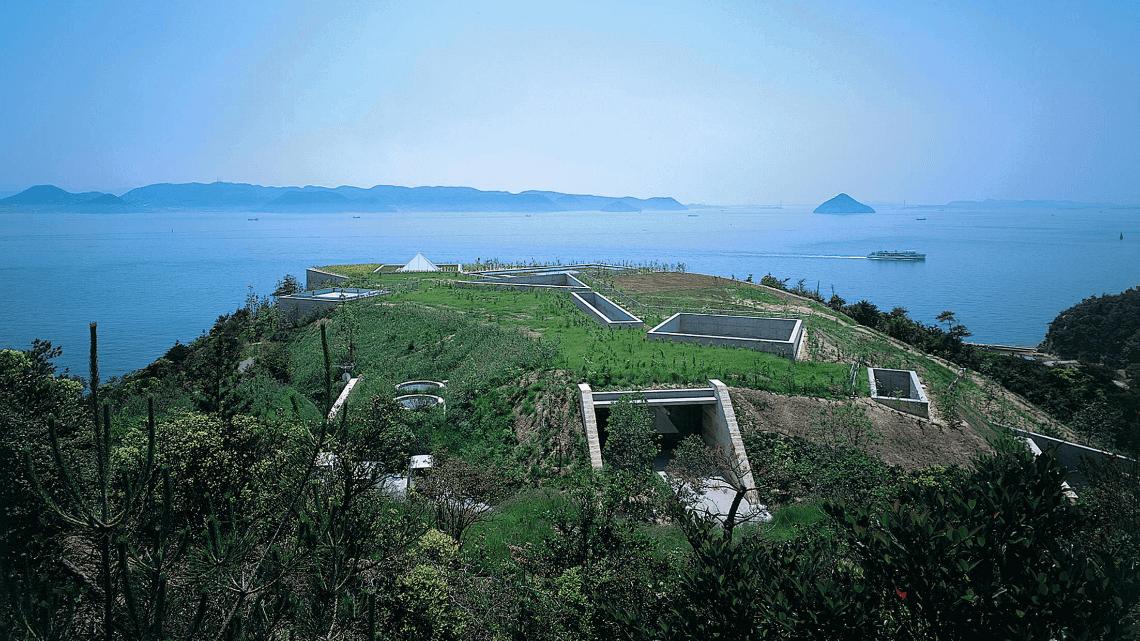 Tadao Ando's stunning Chichu Art Museum, Naoshima, Japan