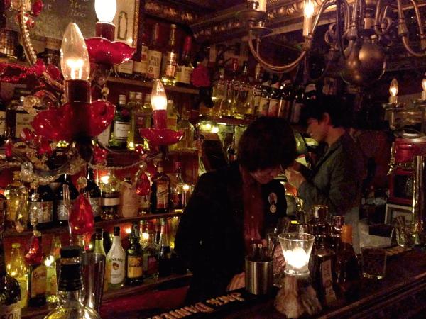 Tiny Bar Tokyo Japan