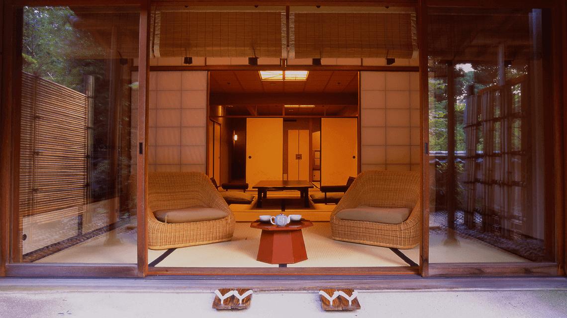 The Standard A Room at Gora Kadan, Hakone, Kanagawa, Japan