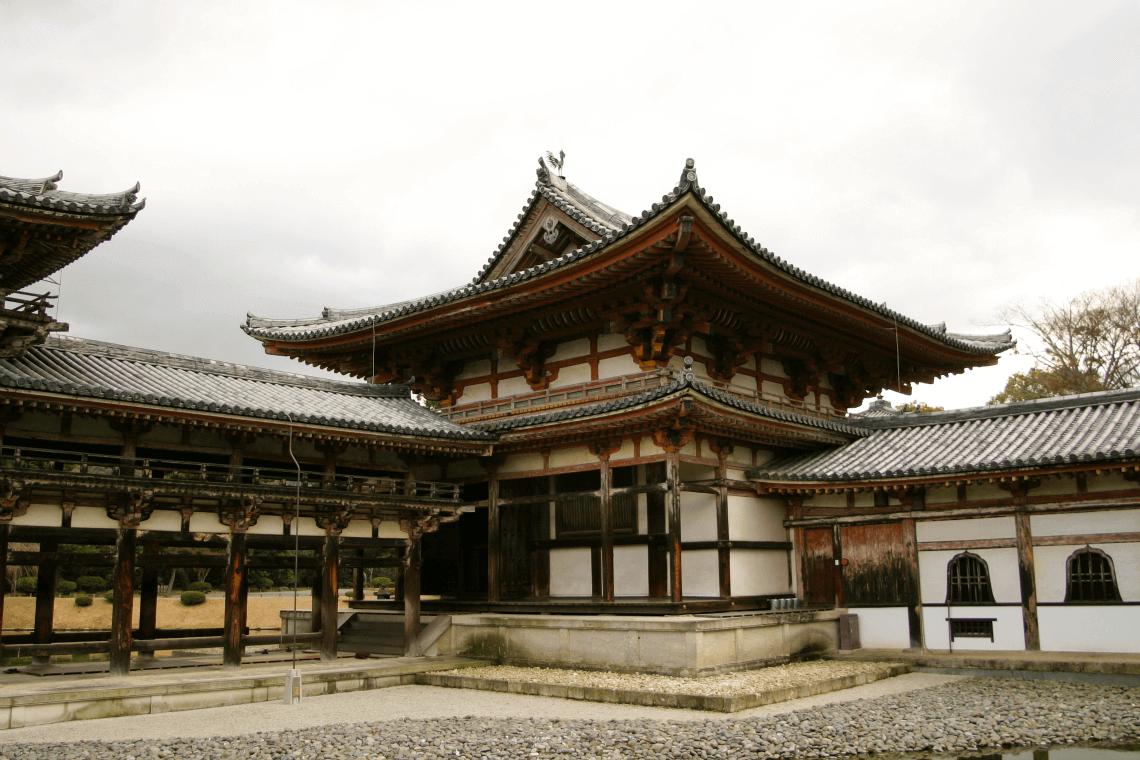 Byodo-in, Uji, Kyoto, Japan