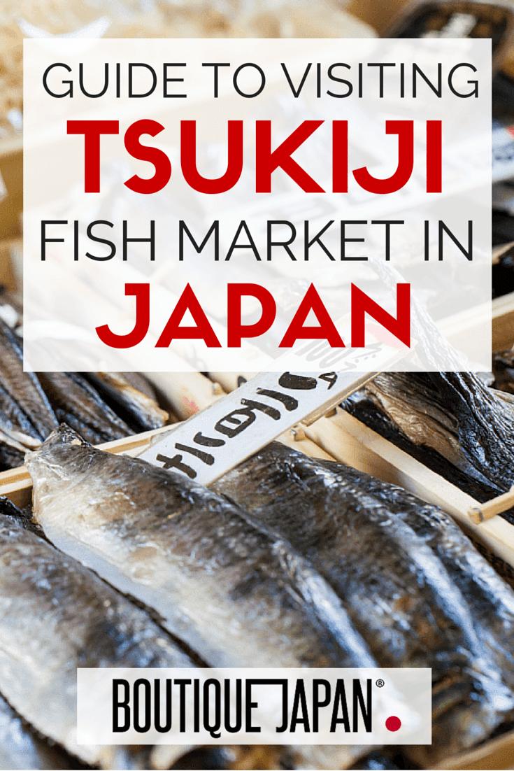Guide to visiting Tokyo's Tsukiji Market