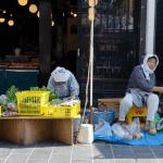 wajima morning market noto peninsula japan