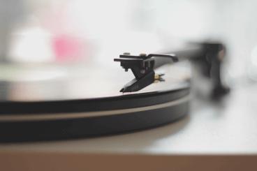 japan travel playlist record player