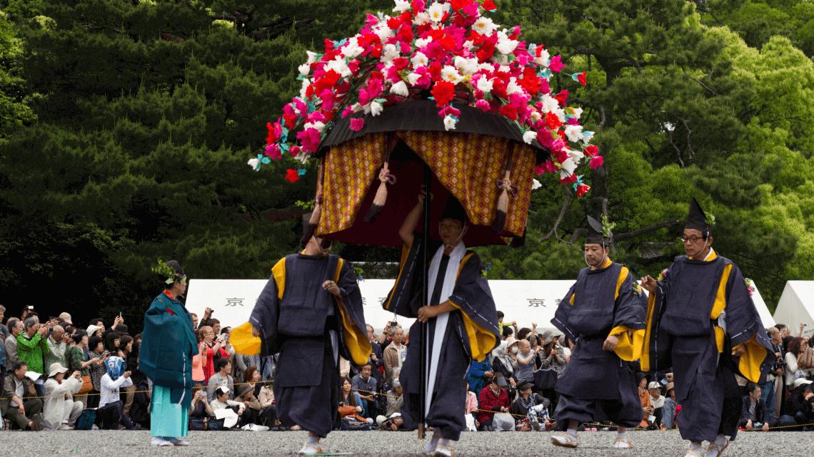 Aoi Matsuri, Kyoto, Japan