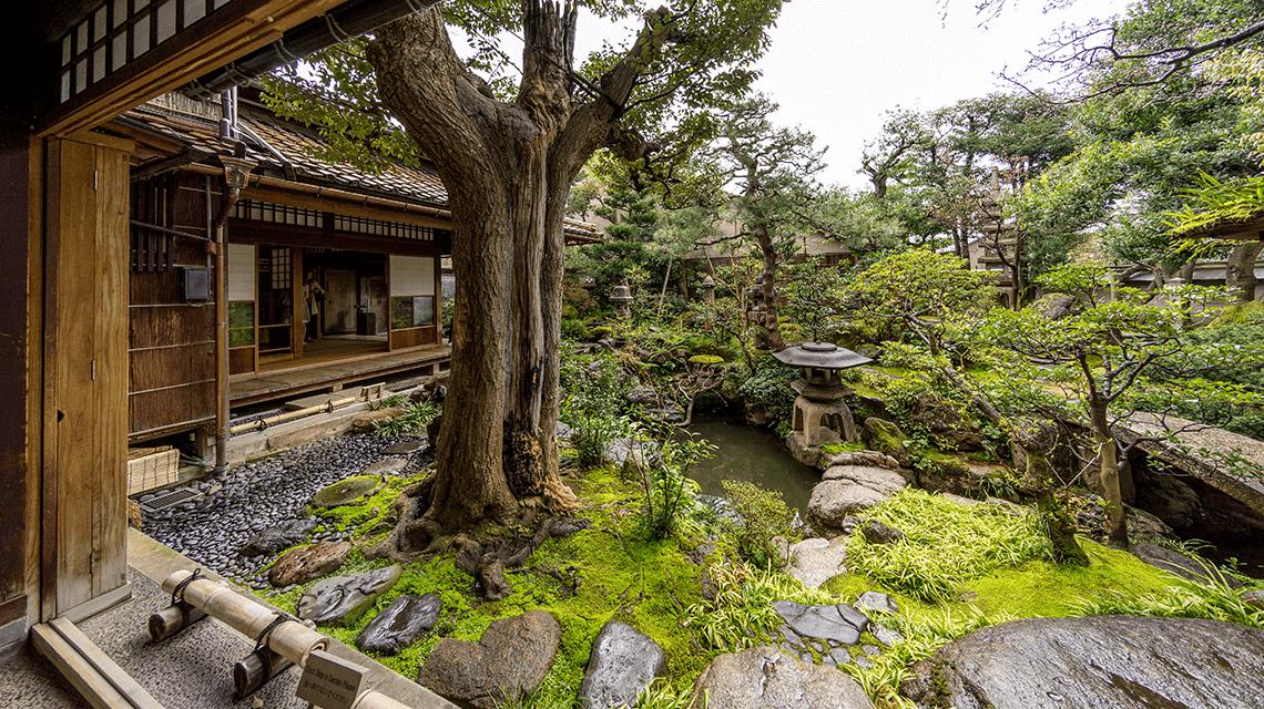 Nomura Samurai House, Nagamachi District, Kanazawa