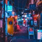 golden gai shinjuku tokyo japan