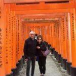 Boutique Japan testimonials Michael and Debbie Fushimi Inari Kyoto