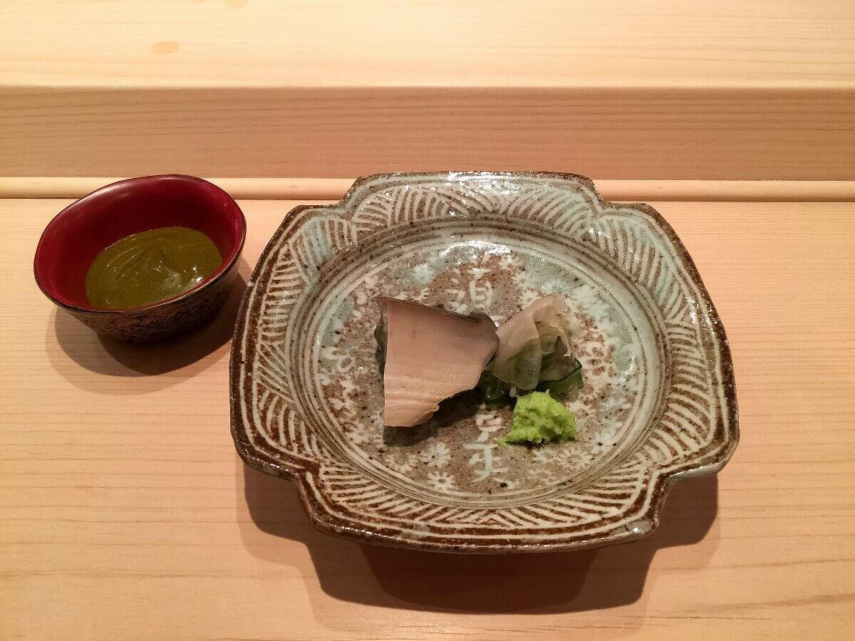 Sushi Yoshitake in Tokyo, Japan