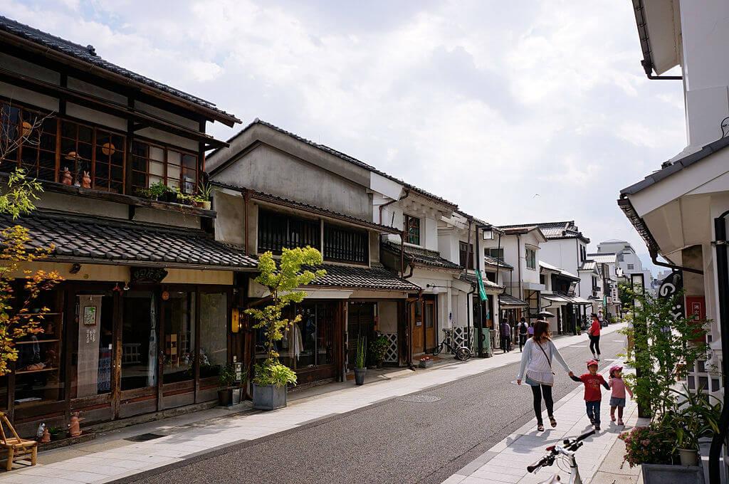 Nakamachi-street