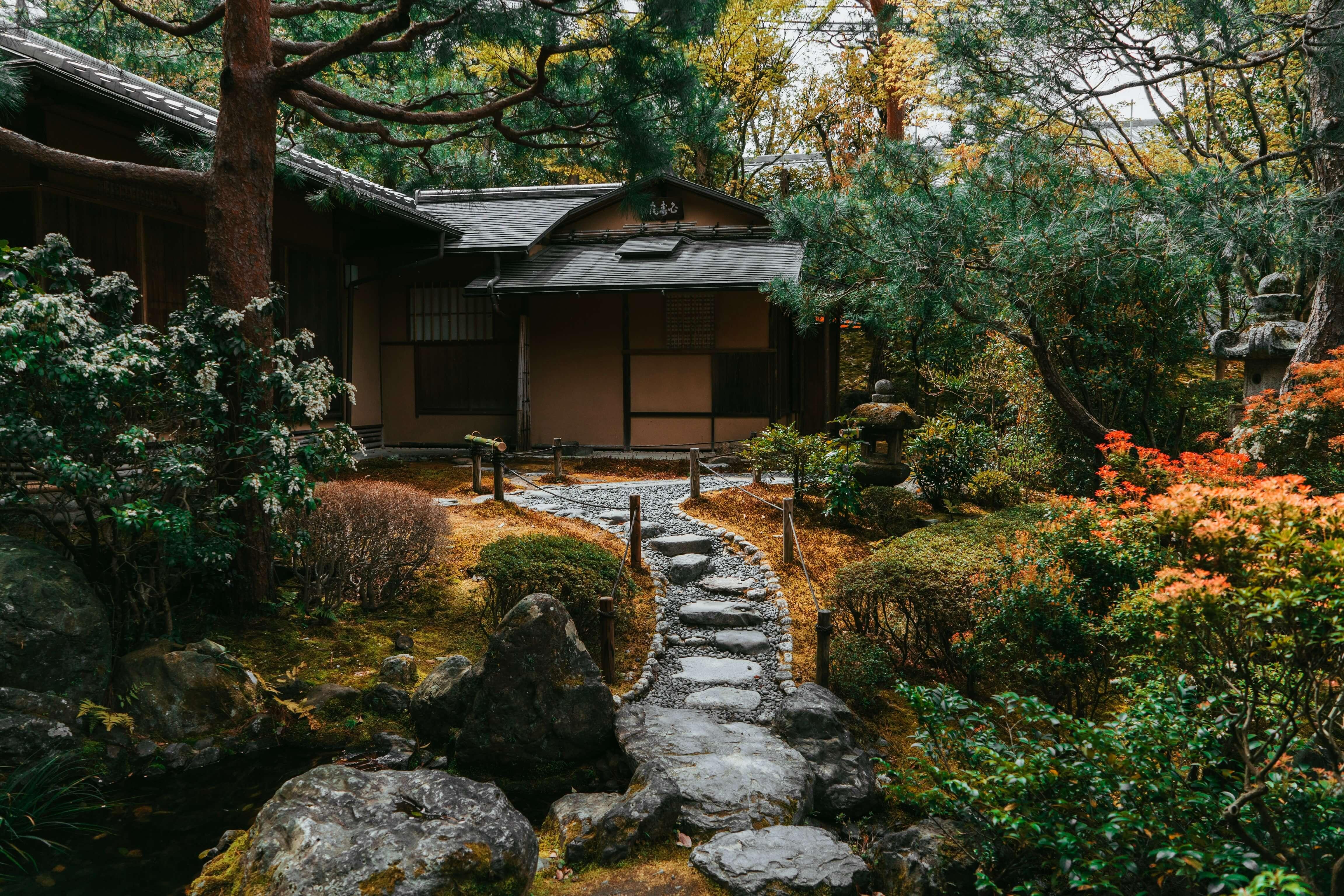 rural countryside japan
